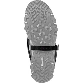 Outdoor Research Expedition Crocodile Guêtres Homme, black